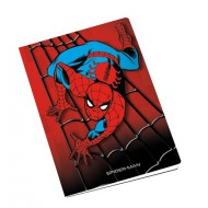 QUADERNO MAXI A QUADRETTI 5MM SPIDER-MAN PACK (24PZ)