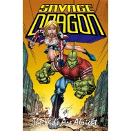 SAVAGE DRAGON 30 - THE KIDS ARE ALRIGHT