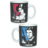 STAR WARS - TAZZA I LOVE YOU