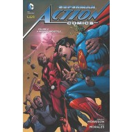 SUPERMAN ACTION COMICS 2 - A PROVA DI PROIETTILE - NEW 52 LIBRARY