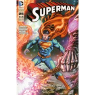 SUPERMAN THE NEW 52 (LION) 25