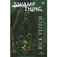 SWAMP THING DI RICK VEIGHT 10  - GRANDI OPERE VERTIGO