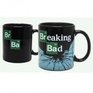 TABFIF005 - BREAKING BAD - TAZZA - HEAT CHANGE LOGO