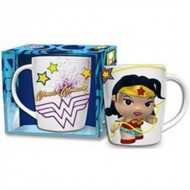 TAZZA - LITTLE MATES - WONDER WOMAN