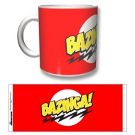 TBBT24 - TAZZA THE BIG BANG THEORY BAZINGA