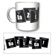 TBBT26 - TAZZA THE BIG BANG THEORY BAZINGA FORMULA