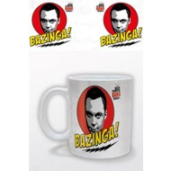 THE BIG BANG THEORY - TAZZA - BAZINGA SHELDON