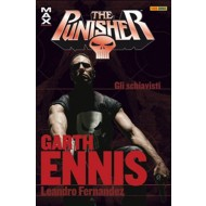 THE PUNISHER GARTH ENNIS COLLECTION 11 - GLI SCHIAVISTI