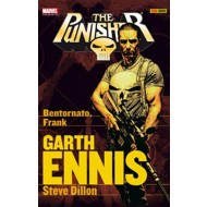 THE PUNISHER GARTH ENNIS COLLECTION 1 - BENTORNATO FRANK