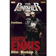 THE PUNISHER GARTH ENNIS COLLECTION 4 - FRATELLANZA