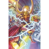 THOR 7 - ALL NEW MARVEL NOW - VARIANT COVER ANNIVERSARIO
