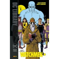 WATCHMEN - DC LIBRARY