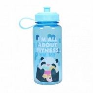 WTRBJA03 - JOLLY AWESOME - WATER BOTTLE (PLASTIC 800ML)  - JOLLY AWESOME (LOVE FITNESS)