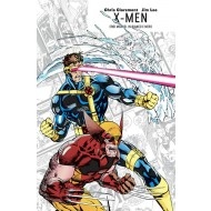 X-MEN DI CHRIS CLAREMONT & JIM LEE - EROI MARVEL IN BIANCO E NERO