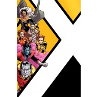 X-MEN ORO 1 - VARIANT CORNERBOX