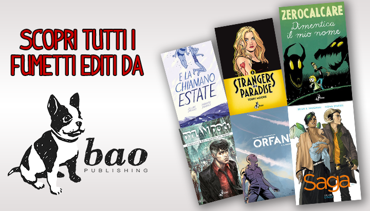 Catalogo Bao Publishing