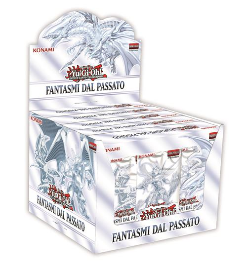BOX YU-GI-OH! - FANTASMI DAL PASSATO (5 PACK) - ITA