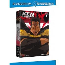 ANTEPRIMA 334 CON ALLEGATO C - KEN IL GUERRIERO VOL.4 (DVD)