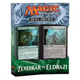 BOX DUEL DECKS ZENDIKAR VS ELDRAZI (6 MAZZI)