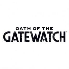 BOX OATH OF THE GATEWATCH - GIURAMENTO DEI GUARDIANI - ENG