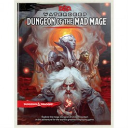 D&D 5.0 - DUNGEON OF THE MAD MAGE - ENG