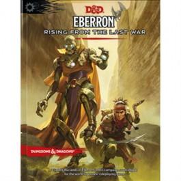 D&D 5.0 - EBERRON: RISING FROM THE LAST WAR - ENG