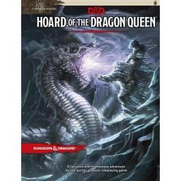 D&D 5.0 - HOARD OF THE DRAGON QUEEN - ENG