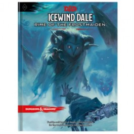 D&D 5.0 - ICEWIND DALE: RIME OF THE FROSTMAIDEN - ENG