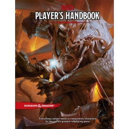 D&D 5.0 - PLAYER'S HANDBOOK - ENG