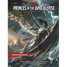 D&D 5.0 - PRINCES OF THE APOCALYPSE ADVENTURE - ENG
