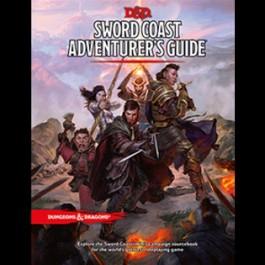 D&D 5.0 - SWORD COAST ADVENTURER'S GUIDE - ENG