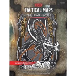 D&D 5.0 - TACTICAL MAP REINCARNATED - ENG