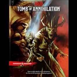 D&D 5.0 - TOMB OF ANNIHILATION - ENG