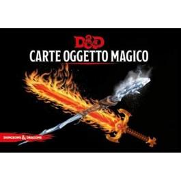 D&D 5A EDIZIONE ITA - CARTE OGGETTO MAGICO