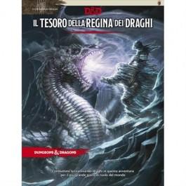 D&D 5A EDIZIONE ITA - IL TESORO DELLA REGINA DEI DRAGHI