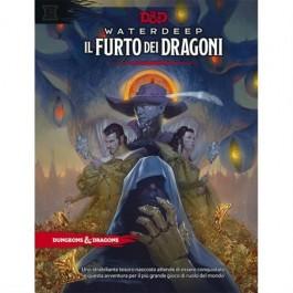 D&D 5A EDIZIONE ITA - WATERDEEP: IL FURTO DEI DRAGONI