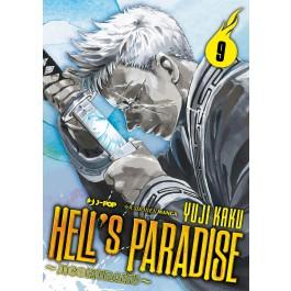 HELL'S PARADISE - JIGOKURAKU 9