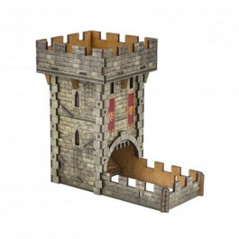 THUM102 - COLOR MEDIEVAL DICE TOWER