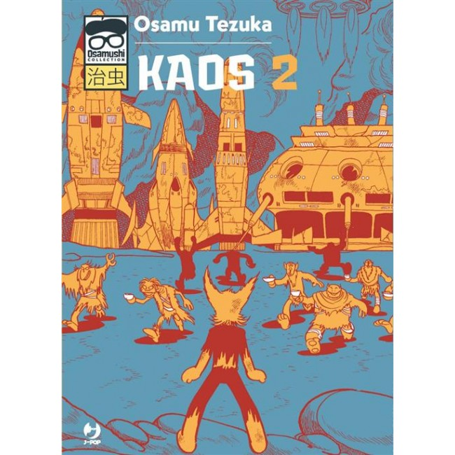 Kaos,2 - Osamu Tezuka - SensCritique
