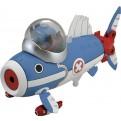 12424 - ONE PIECE CHOPPER ROBOT #3 CHOPPER SUBMARINE