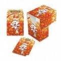 15359 - FULL VIEW DECK BOX - POKEMON -  SPADA E SCUDO: GALAR STARTER SCORBUNNY