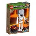 21150 - LEGO MINECRAFT - MAXI FIGURE - SCHELETRO CON CUBO DI MAGMA