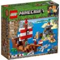21152 - LEGO MINECRAFT - AVVENTURA SUL GALEONE DEI PIRATI