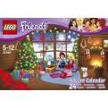 41040 - LEGO FRIENDS CALENDARIO DELL'AVVENTO 2014