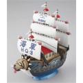 44723 - ONE PIECE - GRAND SHIP COLLECTION 08 - GARP'S WAR SHIP - 13 CM