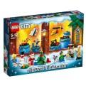 60201 - CALENDARIO DELL'AVVENTO LEGO CITY