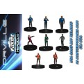 66969 - THE ORVILLE HEROCLIX - 2 PLAYERS STARTER