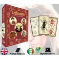69955 - LABYRINTH - THE CARD GAME (ENG)