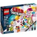70803 - THE LEGO MOVIE - IL PALAZZO DEL PAESE DEI CUCU'