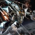 75672 - HGUC GUNDAM XI 1/144 18CM